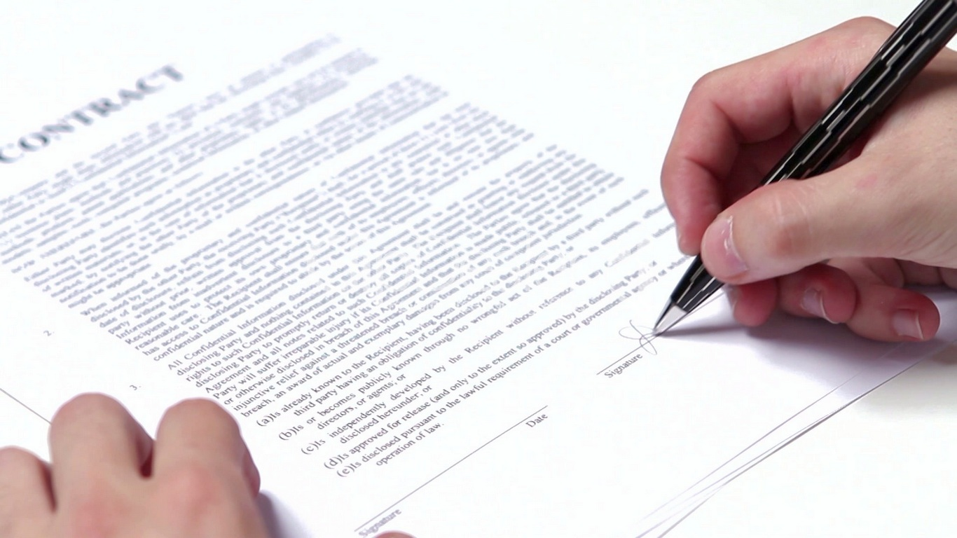 Tips for a Contract Design